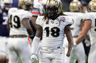Shaquem Griffin, college football star with one hand, invited to NFL Combine