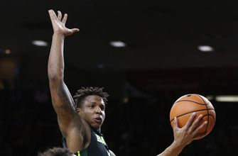 Young's 44 help No. 12 Oklahoma top Baylor 98-96 (Jan 30, 2018)