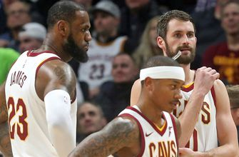 Cris Carter reveals why Isaiah Thomas is now under tremendous pressure after Kevin Love's injury
