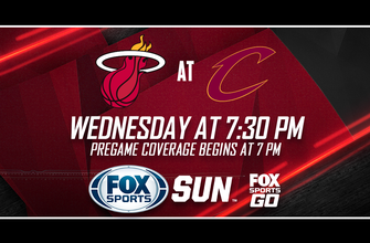 Preview: Heat look to overtake Love-less Cavs in East standings