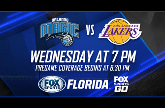 Preview: Magic make way back home, host surging Lakers