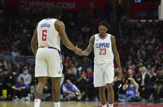 Clippers fall 104-96 in first game without Griffin