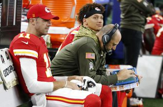 Chiefs deal Alex Smith to Redskins, paving the way for Mahomes