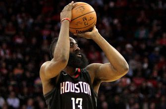 Shannon Sharpe reacts to James Harden's 60-point night: 'I don't know how you keep him out of the top 5 list'