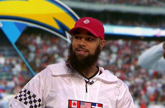 Keenan Allen discusses the Chargers and reveals why he's the 'best' WR in the NFL