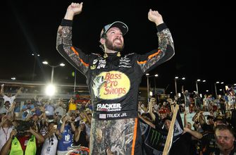Adam Alexander thinks NASCAR champion Martin Truex Jr. could be even better in 2018