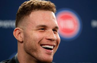 Pistons' Blake Griffin says he wants to be where he's wanted