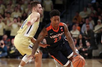 Virginia reserve Johnson suspended for 3 games
