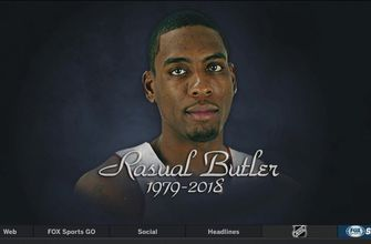 Remembering the life of former Heat player Rasual Butler