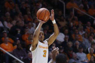 No. 18 Tennessee trounces LSU 84-61 for 4th straight win (Jan 31, 2018)