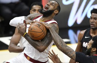 Heat come up on losing end of see-saw nail-biter against Cavaliers