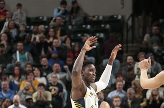 Turner leads Pacers past Grizzlies 105-101 for 3rd straight (Jan 31, 2018)
