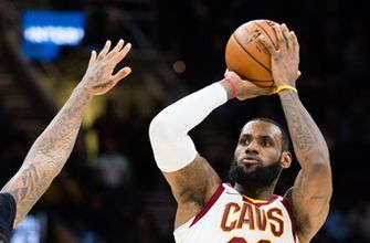 LeBron, Cavs edge Heat 91-89 in 1st game without Love (Jan 31, 2018)