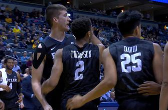 Butler blows out Marquette 92-72