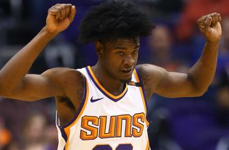 Suns lead from start to finish in beating Mavericks