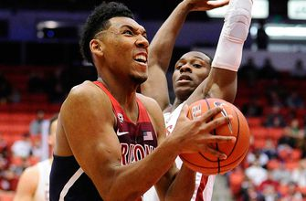 Arizona rolls past Washington State behind Ayton, Trier