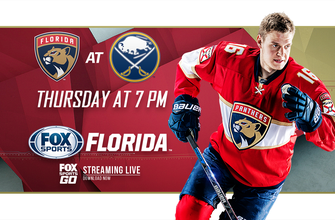 Preview: Panthers look to extend Sabres' home woes with visit to Buffalo