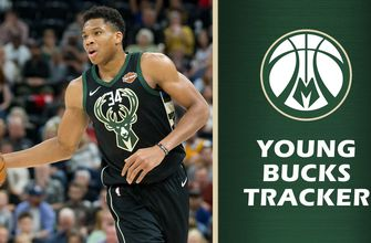 Well-rested Antetokounmpo proves to be unstoppable
