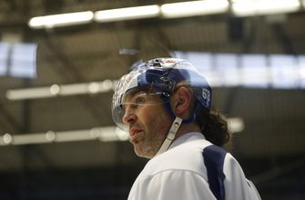 After returning home, Jagr says he's far from finished