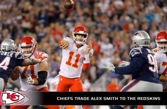 Does the Alex Smith trade to the Redskins make sense? What's next for Kirk Cousins?