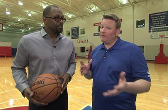 Getting schooled Griffin style (VIDEO)