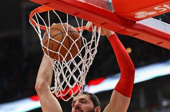 AP source: Pelicans to acquire Mirotic from Bulls