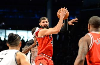 Pelicans acquire Mirotic from Bulls for 3 players and pick
