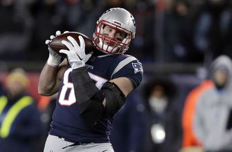 Gronkowski cleared to play in Super Bowl after concussion