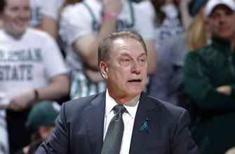 Mums the word for Hall of Fame coach Tom Izzo at Michigan St