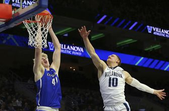 No. 1 Villanova thumps Creighton 98-78 for 8th straight win (Feb 01, 2018)
