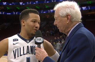 Jalen Brunson: 'We want to be the best team we can be by the end of the year'
