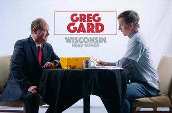 Wisconsin coach Greg Gard joins Cooper Manning to talk younger brothers and Cheeseheads