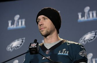 Nick Foles plans to become a pastor after football