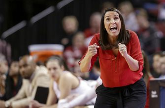 Nebraska women's hoops rebound with 2nd-year coach Williams