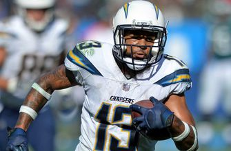 Chargers WR Keenan Allen named NFL Comeback Player of the Year