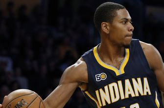 GRIII scores 10 points with Mad Ants, recalled again by Pacers