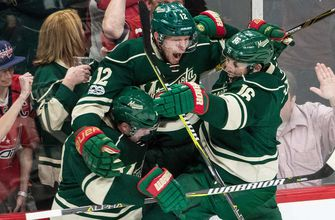 StaTuesday: Wild's Staal, Zucker on track for 30-goal seasons