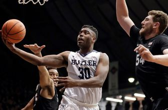 Butler falters late in 98-93 loss to No. 5 Xavier