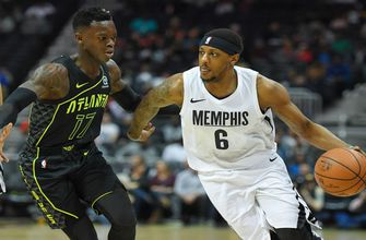 Grizzlies LIVE to Go: Grizzlies extend losing streak to four with loss to Hawks