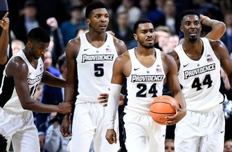 Providence powers past Georgetown 73-69