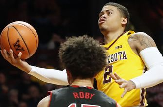 Mason scores career-high 34, but Gophers fall to Nebraska
