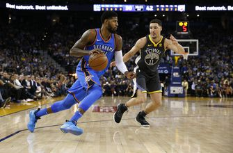 Twitter reacts to Thunder's blowout win over the Warriors