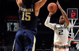Preview: No. 25 Miami tries to continue building momentum against Wake Forest