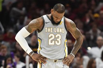Skip Bayless questions whether LeBron is still the best player on the planet