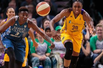 Lynx swap Howard for second-round pick