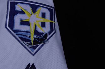 Tampa Bay Rays unveil special 20th anniversary throwbacks