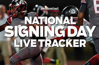 Sun Sentinel's National Signing Day recruiting tracker