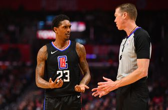 AP source: Clippers, Lou Williams agree to extension