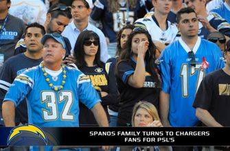 Spanos family turns to San Diego fans for PSL's