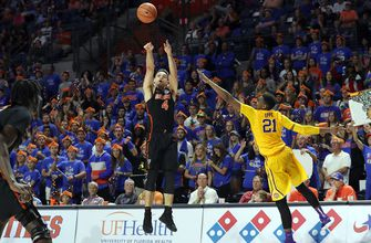 Florida pulls out of SEC funk with win over LSU